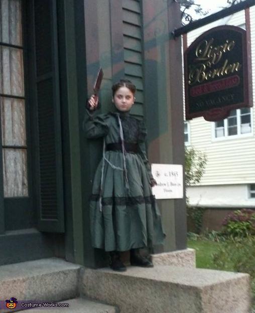 Lizzie Borden Costume