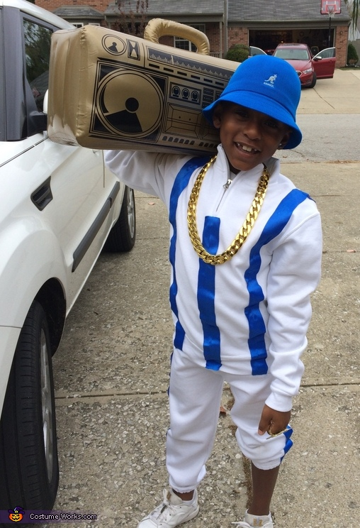 LL Cool J Costume