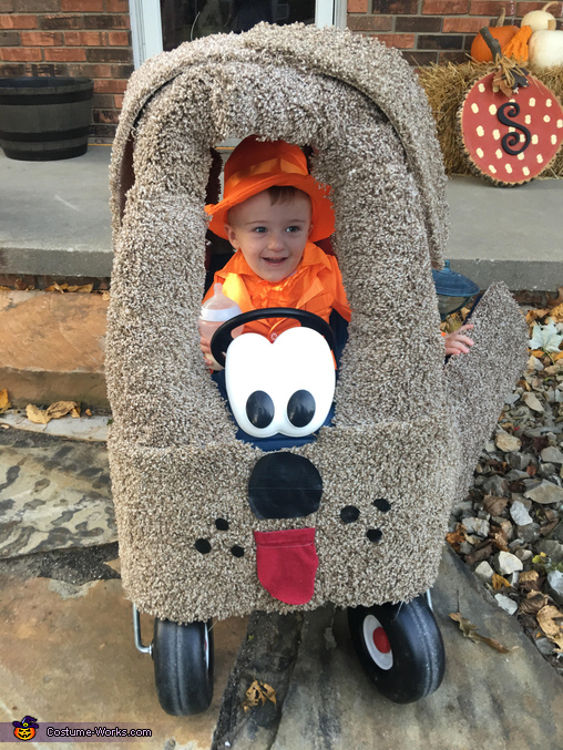 Lloyd from Dumb and Dumber Costume