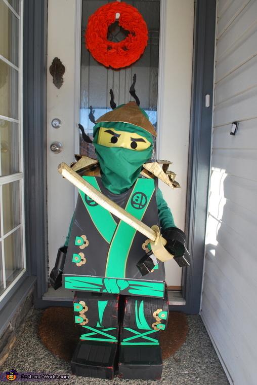 Lego Ninjago Lloyd Garmadon Costume