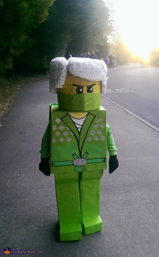 Lloyd Garmadon Costume