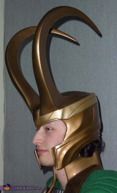 Loki Adult Costume