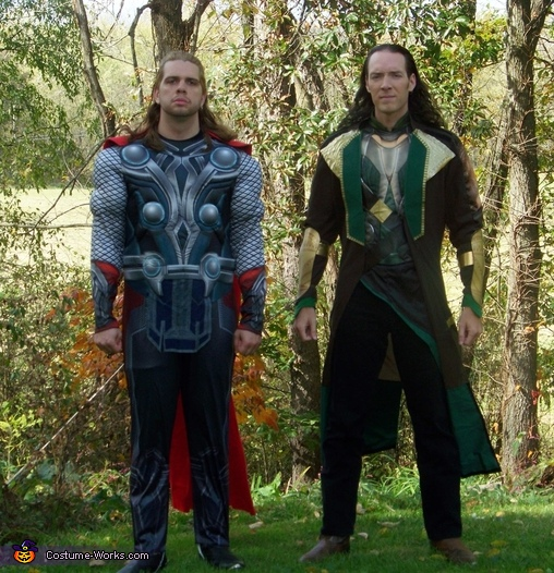 Thor and Loki, Loki Costume