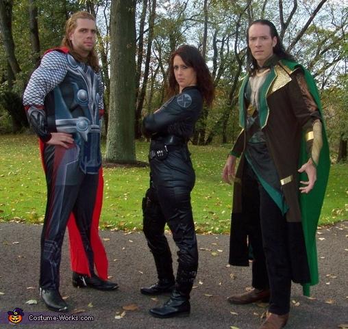 Loki Handmade Costume Last Minute Costume Ideas Photo 5 5