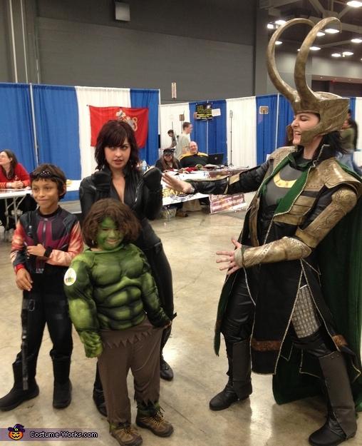 Loki Costume  sc 1 st  Costume Works & The Avengers Loki Costume