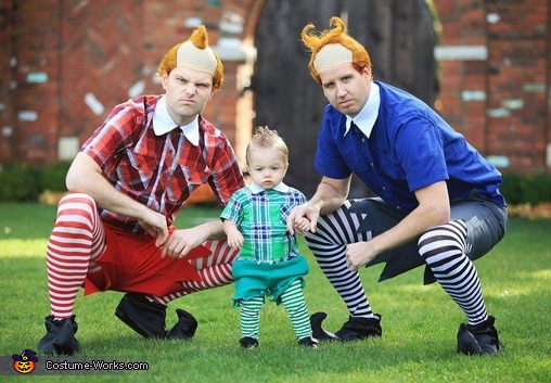 Lollipop Guild Family Costume