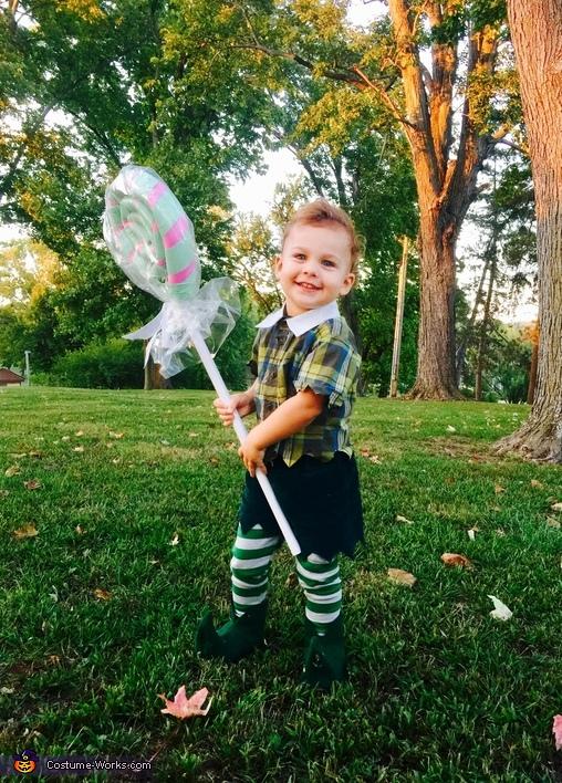 Lollipop Guild Costume