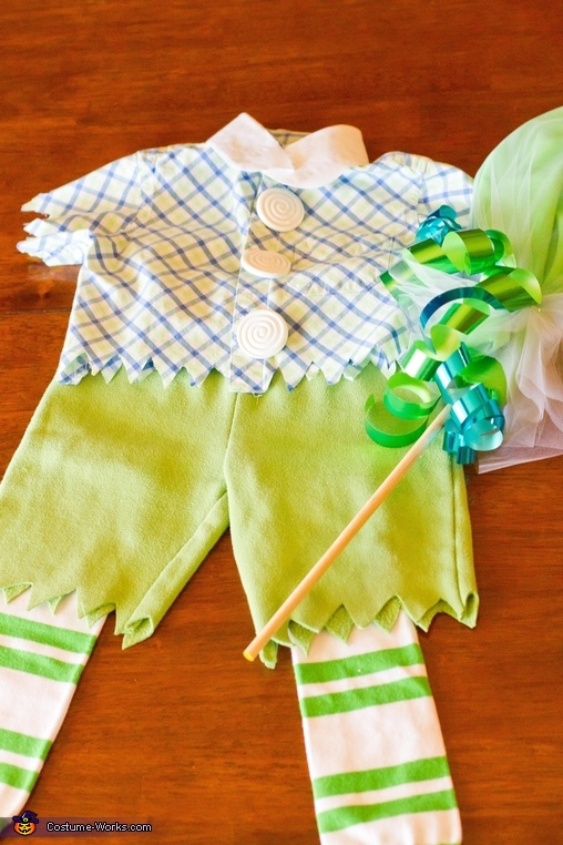 Lollipop Guild Munchkin Costume
