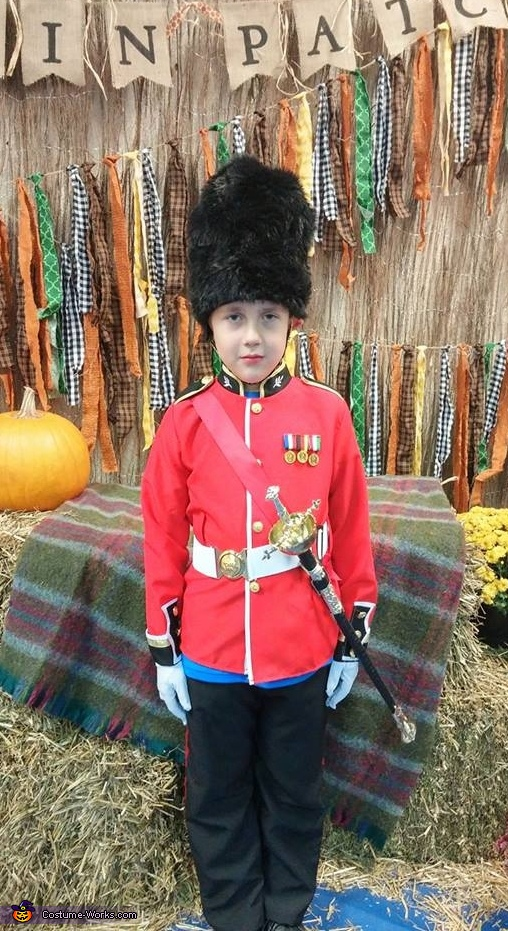 London Guard - Beefeater Costume