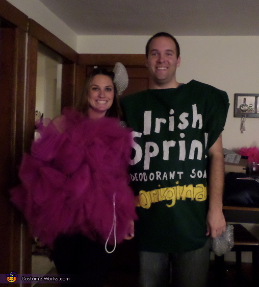 Loofah and Soap Costumes