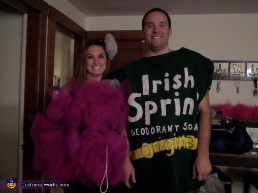 loofah and soap 2, Loofah and Soap Costumes