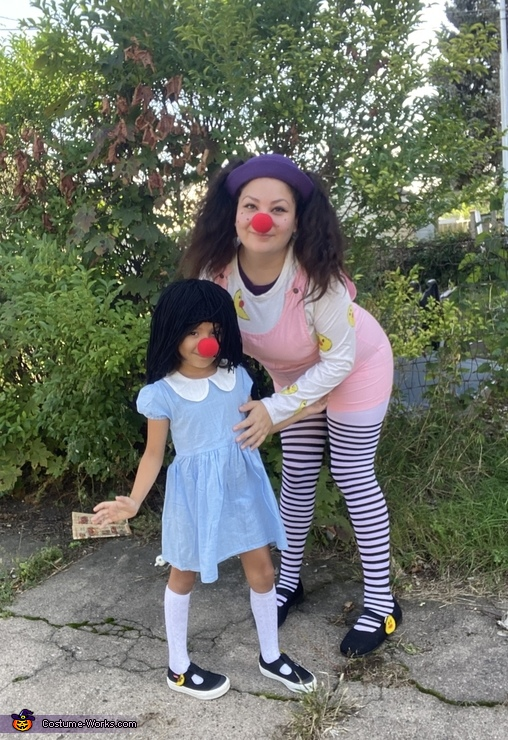 Loonette and Molly Costume
