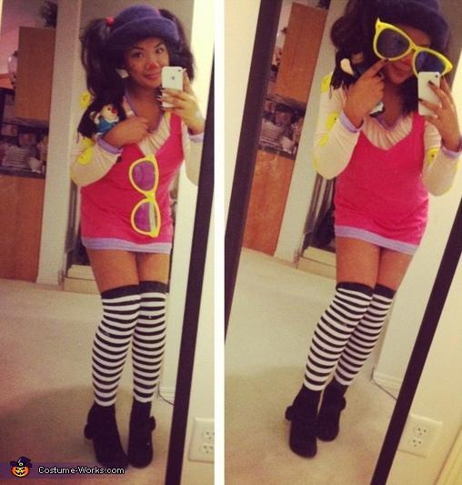 Loonette the Clown Costume