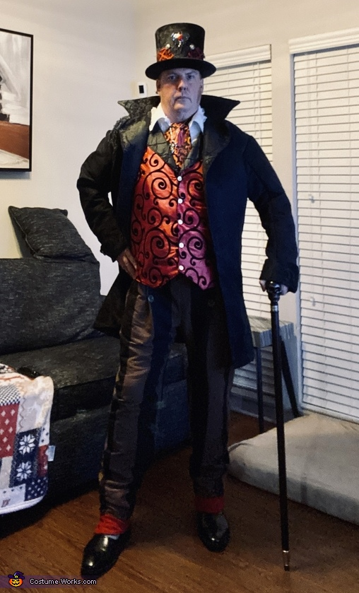Lord Adams of Harmony Costume