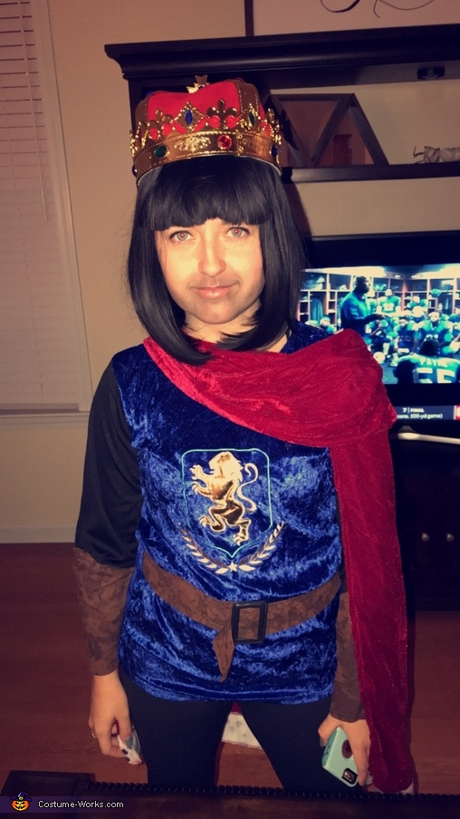 Lord Farquaad, Lord Farquaad's Squad Costume