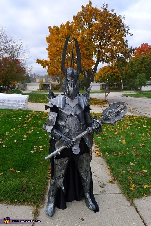Lord of the Rings Sauron Costume