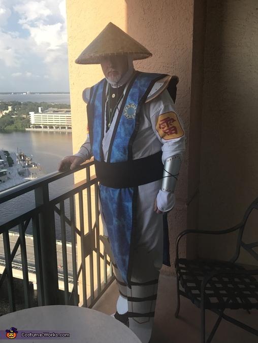 Lord Raiden Costume