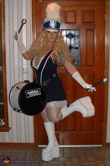 Lost Drummer Girl Costume