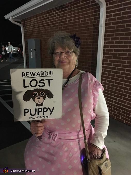 Lost Puppy Costume