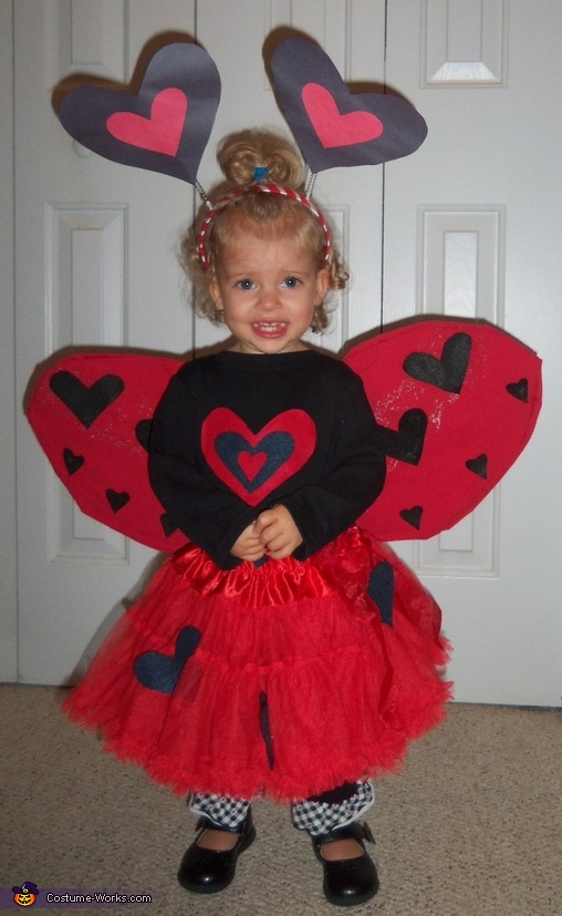 Love Bug Baby Costume
