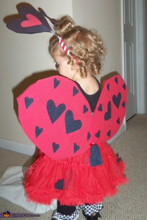 Back, Love Bug Baby Costume