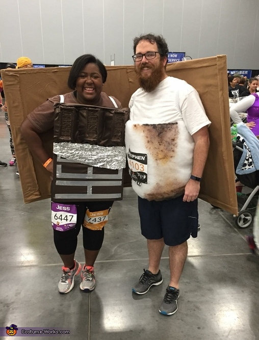 Love You S'more! Costume