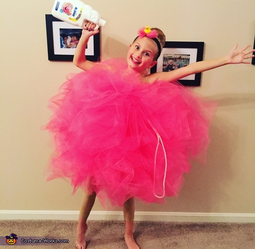 Loofah Girl S Costume
