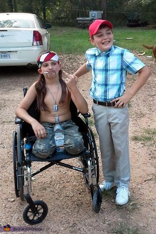 LT. Dan & Gump Costume