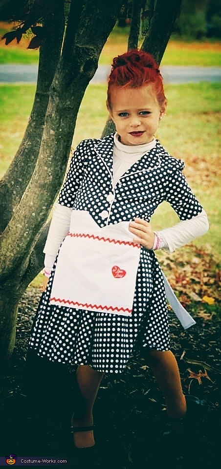 Lucille Ball Costume