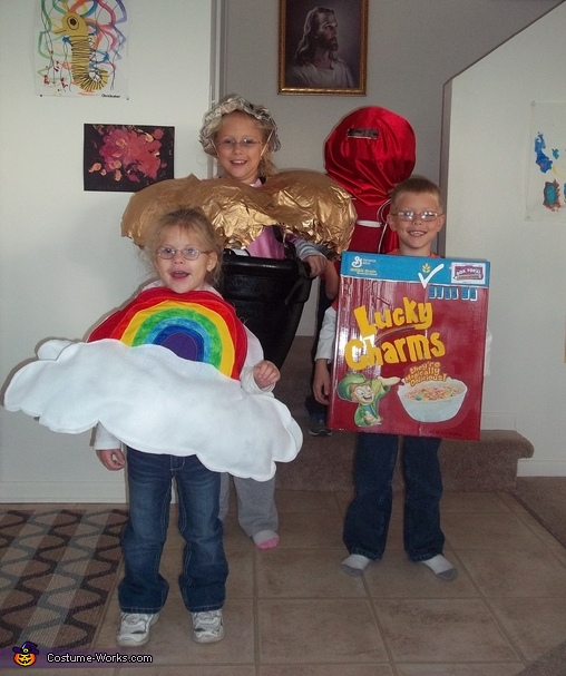 Lucky Charms Costume