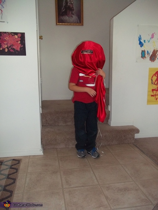 Red Balloon, Lucky Charms Costume