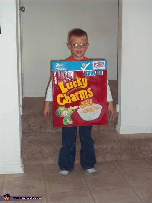 Lucky Charms - Front, Lucky Charms Costume