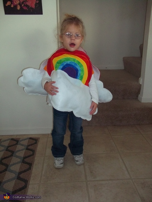Rainbow - Front, Lucky Charms Costume