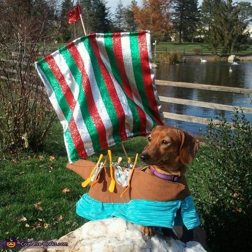 Lucy Longship Costume