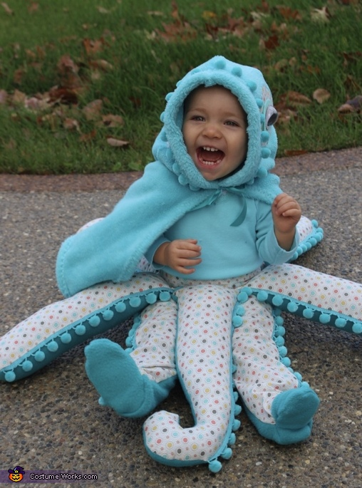 Lucy Octopus Costume
