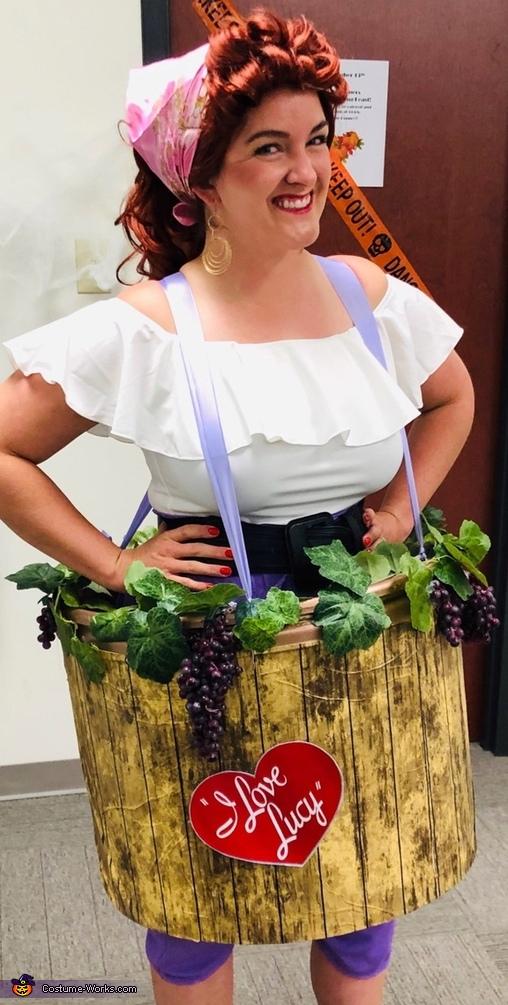 Lucy's Italian Movie Costume