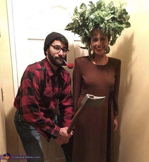 Lumber Jack Costume