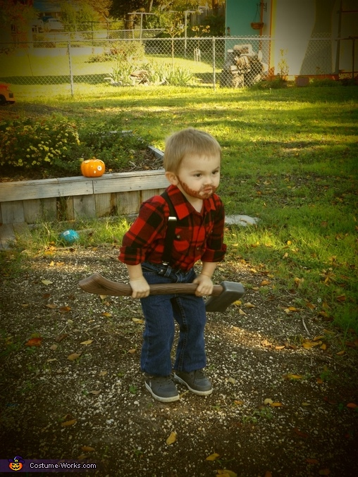 Lumberjack, Lumberjack Costume