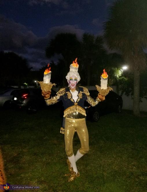 Night shot, Lumiere Costume
