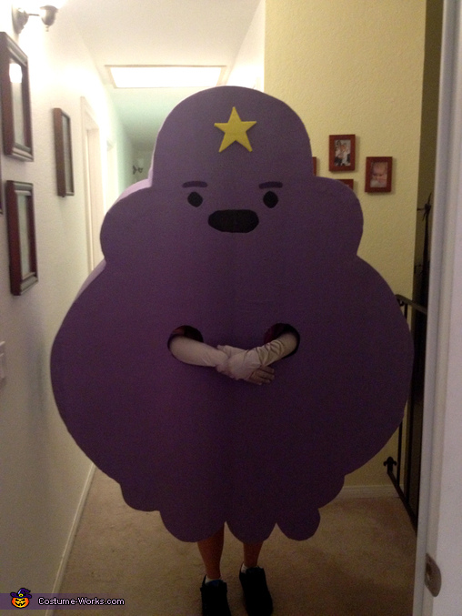 Lumpy Space Princess - Homemade costumes for adults
