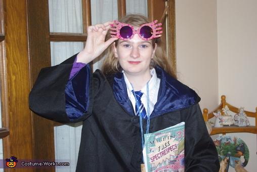 Luna Lovegood Homemade Costume