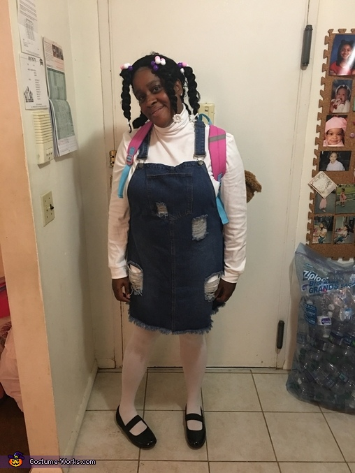 Luna the Kindergartener Costume