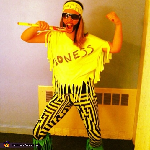 Macho Man Costume