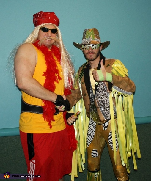 Mega Powers!, Macho Man Randy Savage Costume