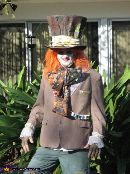 Mad Hatter - Homemade costumes for adults