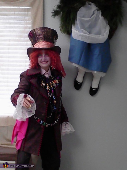 Mad Hatter, Mad Hatter Costume