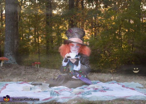 Mad Hatters Tea Party, Mad Hatter Costume