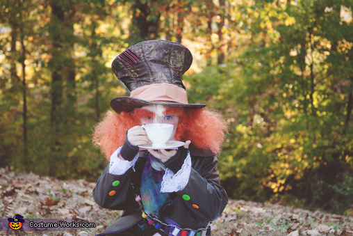 Mad Hatter Tea Anyone!?, Mad Hatter Costume