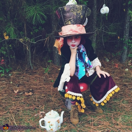 Mad hatter #2, Mad Hatter Costume