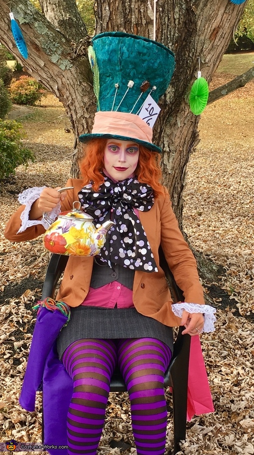 Mad Hatter Women's Costume